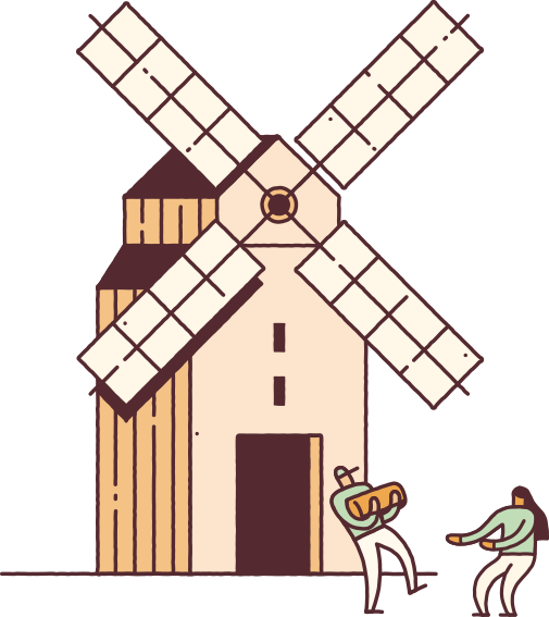 Les moulins de Terrena Meunerie